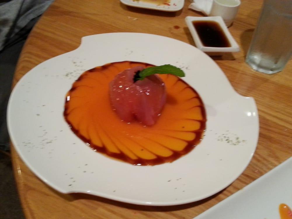 Edo Japanese Restaurant Menu Jackson Ms