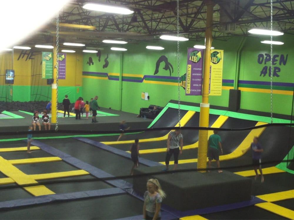 Get air trampoline park poway ca united states