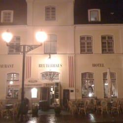Das Reuter-Haus, Wismar, Mecklenburg-Vorpommern