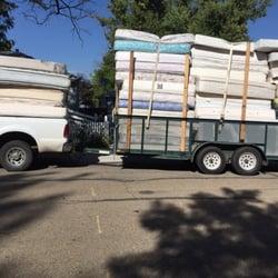 Ifoams Mattress Recycling Junk Removal & Hauling