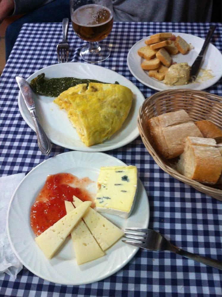 Casa parrondo 23 foto cucina spagnola sol madrid for Cucina spagnola