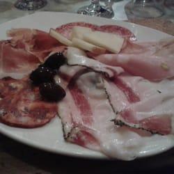 delicious italian starter, Il Baccaro