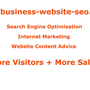 Business Website SEO