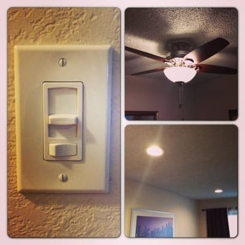 Marcelo electric closed 52 reviews electricians for Number of recessed lights per room