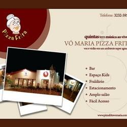 Pizza Frita Vó Maria, Sorocaba - SP