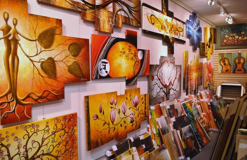 retail art oil paintings store in great st louis mo yelp