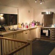 kitchen area, ramsey lodge