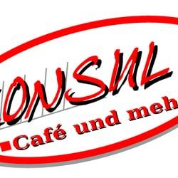 Café Konsul's, Bremen, Germany