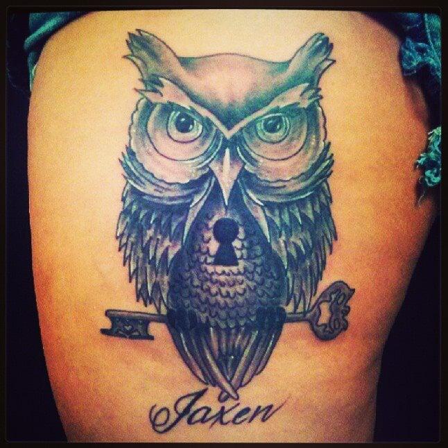 Owl tattoo sacramento yelp for Sacramento tattoo and piercing