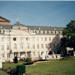 Kurfürstliches Palais , Trier