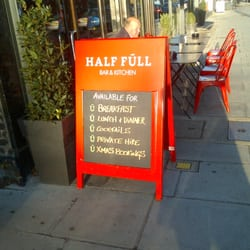 Half Full Bar & Kitchen, London