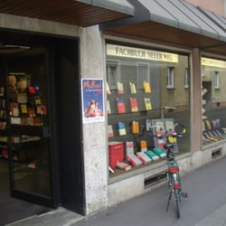 Buchladen Neuer Weg der 2te, Würzburg, Bayern