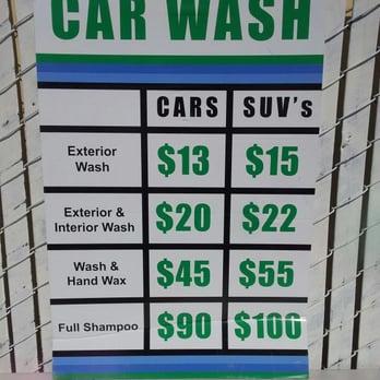 Hand Car Wash San Francisco Ca