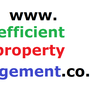 Efficient property management