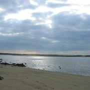 Le golfe vue de l'ile d'Arz