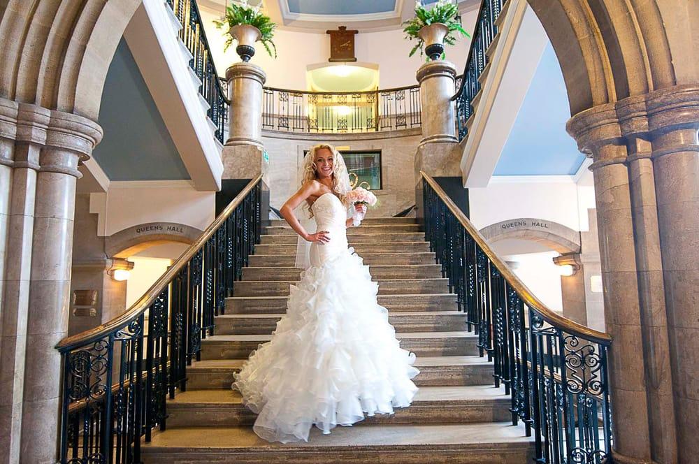 Swadlincote town hall wedding