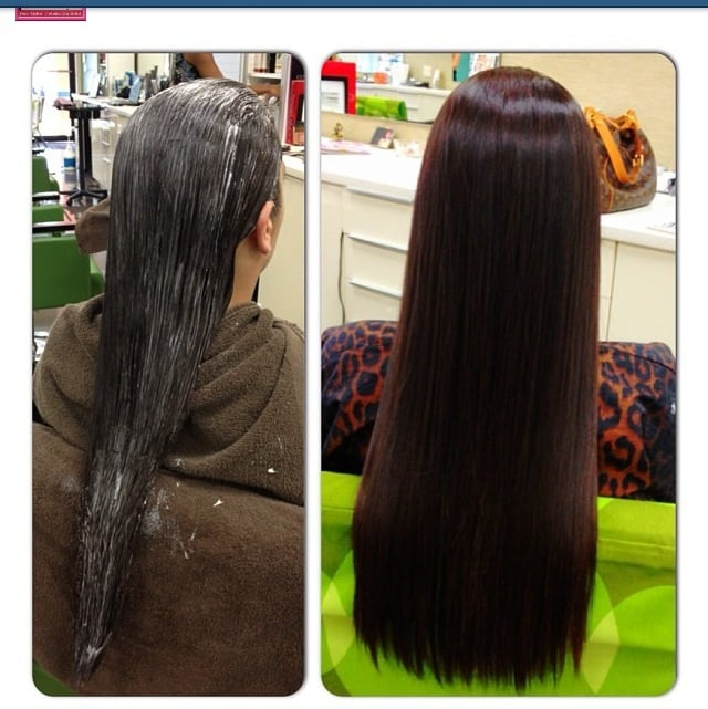 Bio Ionic Japanese Straightening Treatment Yelp