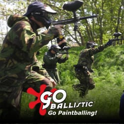 Go Ballistic Liverpool - Paintball / Paintballing, Liverpool, Merseyside