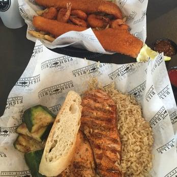 California fish grill 469 photos seafood restaurants for California fish grill gardena ca
