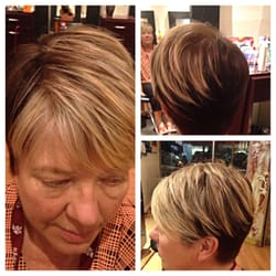 New Hairstyles By Nicole Fike  Bob Hair Cut  Palo Alto CA United