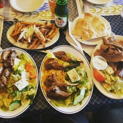 Best Places For Greek Food In Cambridge