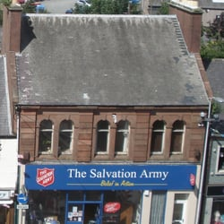 salvation army charity shop community service non profit stranraer dumfries and galloway. Black Bedroom Furniture Sets. Home Design Ideas