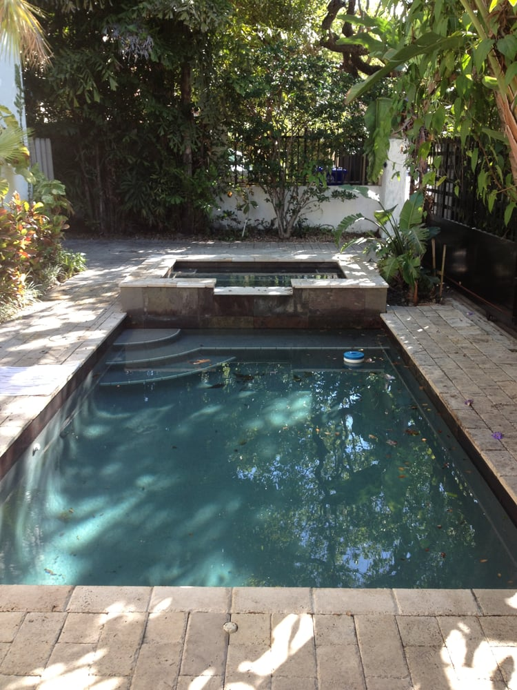Photos for pisces pool construction yelp for Miami swimming pool contractors