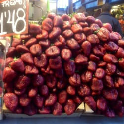 Big sweet strawberries