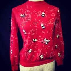 Skirt Chaser Vintage - Santa Rosa, CA, États-Unis. Party pandas!