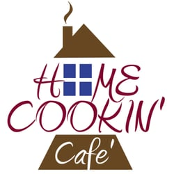 Home Cookin Cafe logo
