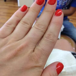 JC Nails - Colorado Springs, CO, United States. Great gel nails!