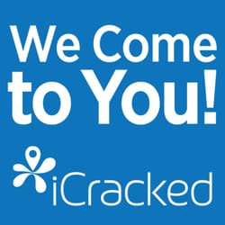iCracked Professional iPhone, iPod and iPad Repair logo