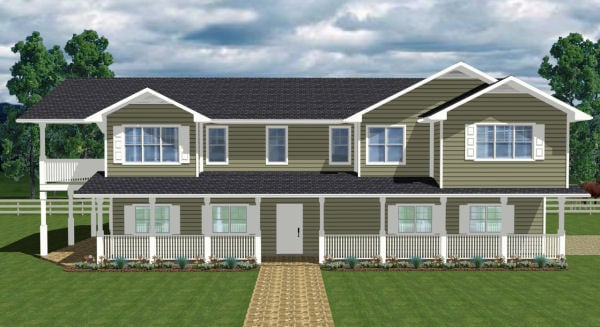 ltd basement grade entry house plans penticton bc canada