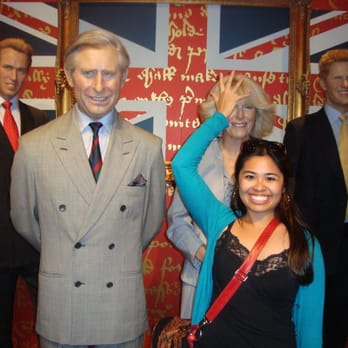Madame Tussaud's - London, United Kingdom