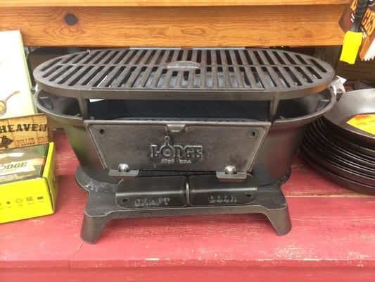 Waller (TX) United States  City pictures : ... Cast iron table top grill. Very cool! Waller, TX, United States