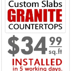 Marble Granite Slabs - Granite Countertops On Sale NOW! $34.99 Per Sq ...