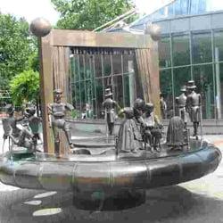 Datterichbrunnen, Darmstadt, Hessen