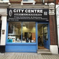 City Centre Dry Cleaners, London