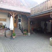 Weinstube Alter Zollberg, Schweigen-Rechtenbach, Rheinland-Pfalz