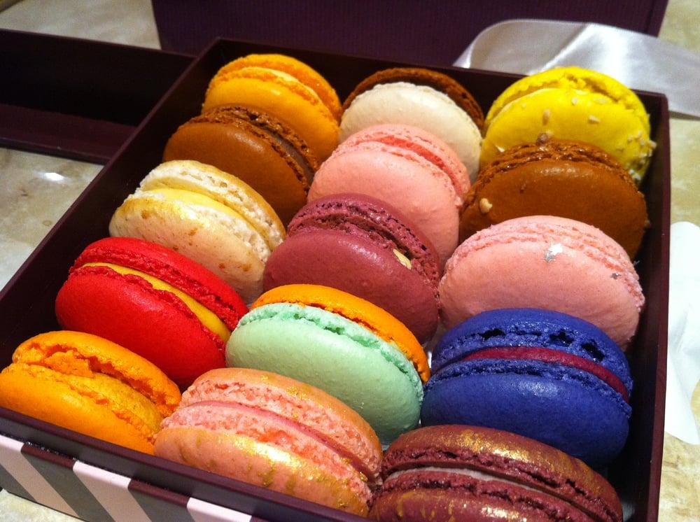 Macarons New York of Macarons New York