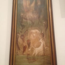 Eluhim by Leonora Carrington.