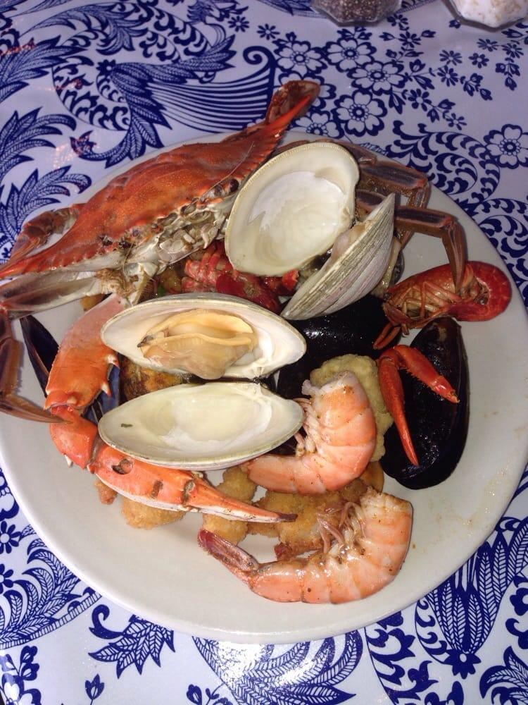 All You Can Eat Seafood Virginia Beach Va