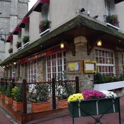 Auberge de la tour Saint-Martin, Étampes, Essonne