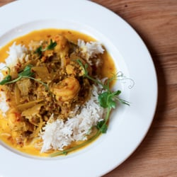 Tiger Prawn Curry