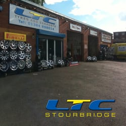 LTC Tyres & Exhausts, Stourbridge, West Midlands