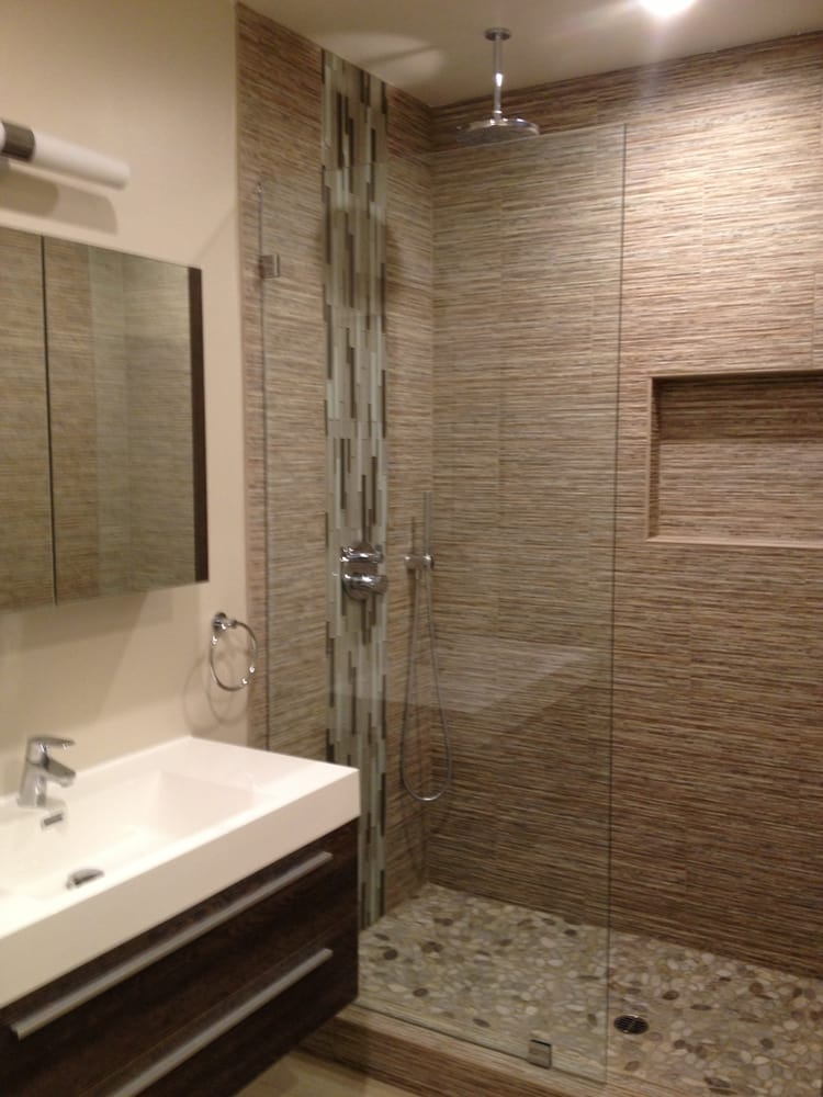 Master bathroom remodel west hollywood yelp for Bathroom remodel yelp