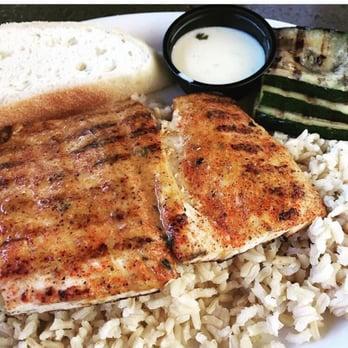 California fish grill 207 photos seafood 5675 e la for California fish grill locations