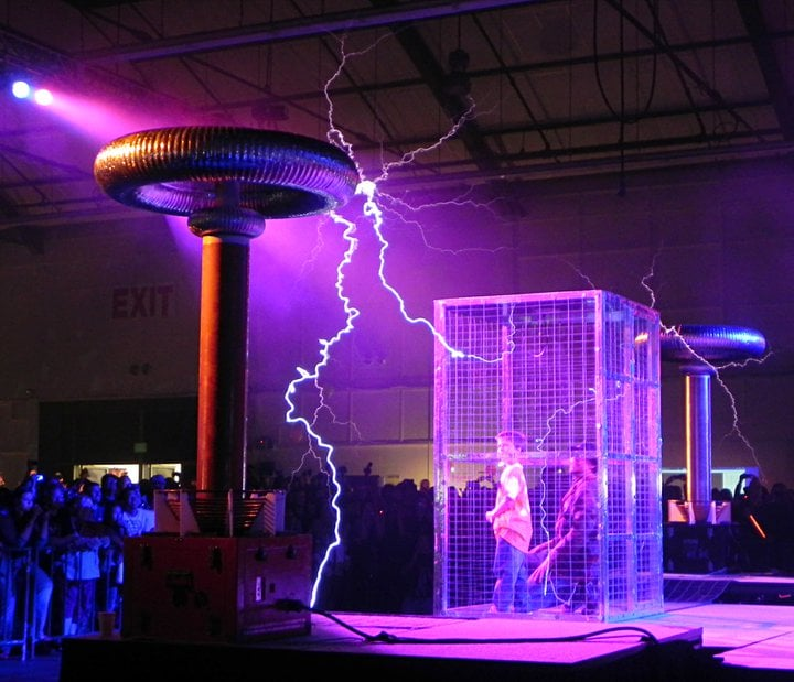 Faraday Cage Safe From Emps