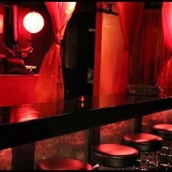 Ron Jeremy's Club Sesso - Portland, OR, États-Unis. A bar near the orgy bed I think