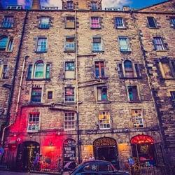 Cabaret Voltaire, Edinburgh